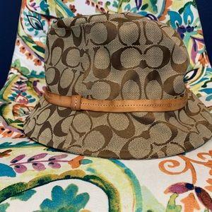 Coach Accessories - Coach logo bucket hat